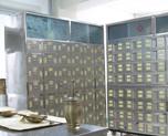 天津博医堂中药房-纯不锈钢中药柜