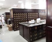 北京通州中医院-定做A类柞木中药柜