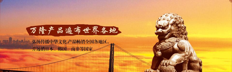 专题采访万隆中药柜——刘总经理